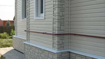 Cайдинг и Фасадные панели